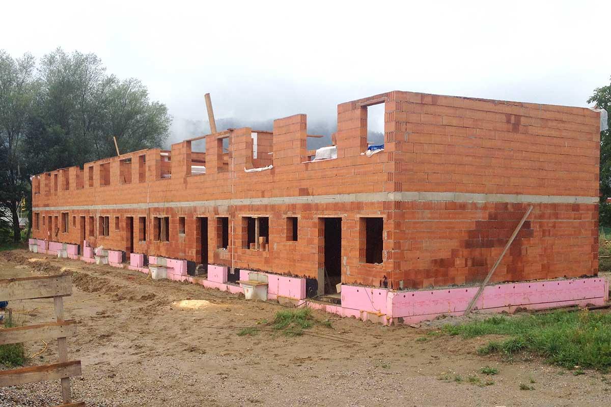 Wohnbauprojekte